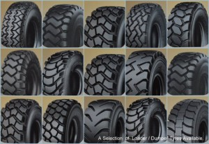 Just  a  Small  Selection  of  Earthmover / Loader  Tyres  Available.